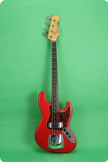Fender Jazz Bass 1964 Red