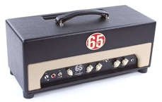 65Amps London Pro Head 2013