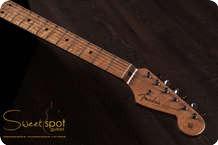 Fender 1958 Stratocaster Custom Shop Strat Black CS 58 NOS 1996 1996 Black