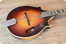 Levin Mandolin Sunburst