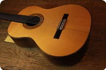 Alhambra Luthier India Abeto 