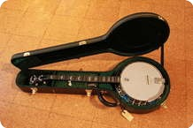 Deering 5 String Banjo Eagle II