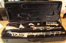 Selmer Paris Bass Clarinet Privilege