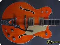 Gretsch 6120 Chet Atkins 1966 Orange