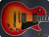 Gibson Les Paul Custom 1976 Cherry Sunburst