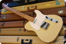 Fender Telecaster 1957 Blonde