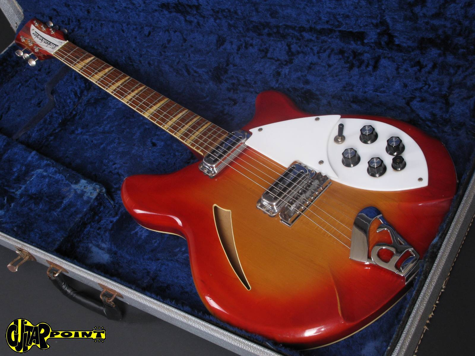 dating rickenbacker 360 360° view images rickenbacker rickenbacker 381v69 jetglo derived from a design dating back to 1957.