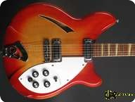 Rickenbacker 360 1966 Fire Glo