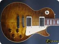 Gibson Les Paul Standard 82 1981 Honey Burst