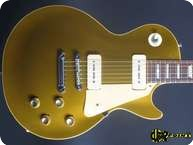 Gibson Les Paul Standard Gold Top 1968 Gold Top 