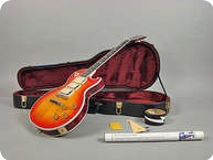 Gibson Custom Shop Ace Frehley Limited Les Paul 1997 Cherry Sunburst