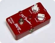 Hot Amps FET Booster Red