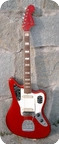 Fender JAGUAR 1966 C.A.R. Matching Headstok