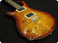 PRS Paul Reed Smith Custom 22 Lefty Limited Edition Smoked Cherry Brust
