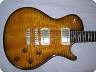 PRS Paul Reed Smith Stripped 58 Amber Black
