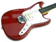 Fender Jazzmaster Shortscale 1967 Dakota Red