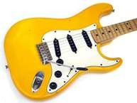 Fender Stratocaster 1981 Monaco Yellow