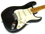 Fender Stratocaster Dan Smith Model 1982 Black