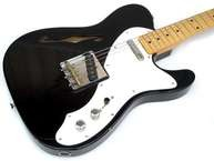 Fender Custom Shop Telecaster Thinline 2005 Black