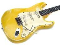 Fender Stratocaster Restored Hendriy Era 1971 Yellow