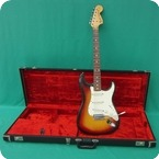Fender Stratocaster 1972 Sunburst