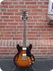 Ibanez AS 50 1980 Sunburst
