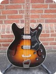 Hagstrom Coronado 1967 Sunburst