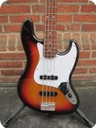 Fender Japan Jazz Bass 1993 Sunburst