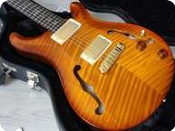 PRS Paul Reed Smith Hollowbody Double 10 Top 2010 Violin