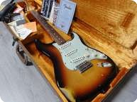 Fender 1960 Relic Custom Shop With COA 2006 Sunburst 