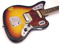 Fender Jaguar 1966 Sunbrust