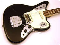 Fender Jaguar 1967 Black