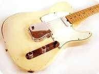 Fender Telecaster 1969 Olympic White
