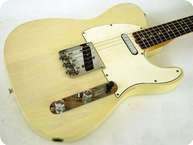 Fender Telecaster Refinish 1969 Blonde