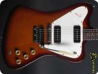 Gibson Firebird I Non Reversed 1966 Sunburst