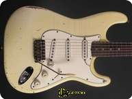 Fender Stratocaster 1966 Olympic White