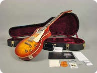 Gibson Historic Division Les Paul R8 VOS BOTB Page 22 ON HOLD 2011 Faded Cherry Sunburst