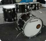 Ludwig Ludwig 6 Ply Maple Shell Black Onyx