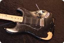 Fender Stratocaster Black