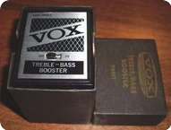 Vox Treble Bass Booster 1960