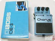 Boss CE 3 1987 MINT Cond