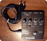 Tc Electronic Stereo Chorus Pitch Modulator Flanger 1980