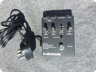 Tc Electronic Stereo Chorus Pitch Mudulator Flanger 2013