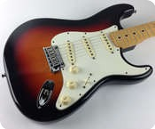 Fender Custom Shop Custom Classic Stratocaster 2007 Sunburst