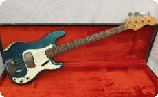 Fender Precision 1966 Lake Placid Blue