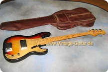 Fender Precision Bass 1959 3 Tone Sunburst