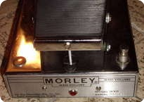 Morley WHA VOLUME WVO 1970