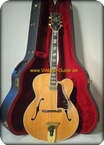Gibson Johnny Smith 25th Anniversary 1987 Natural