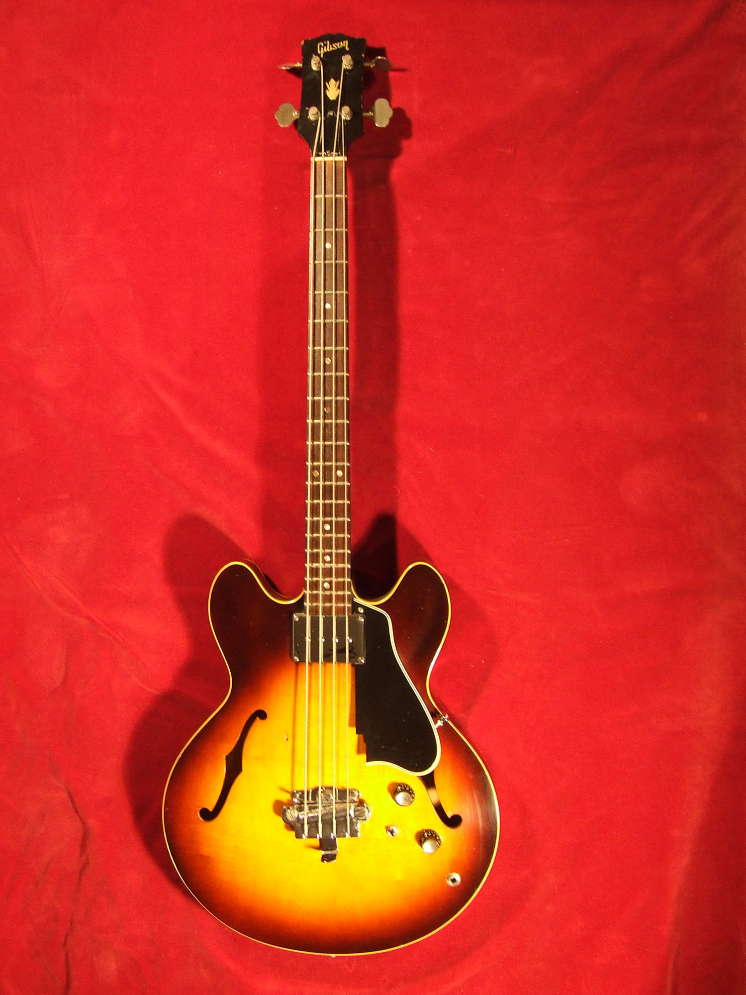 Gibson EB-2 Electric Bass Guitar eBay