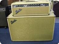 Fender BandMaster 1963 Blonde